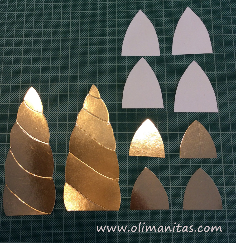 Estos son los accesorios de unicornio necesarios para decorar el banderín